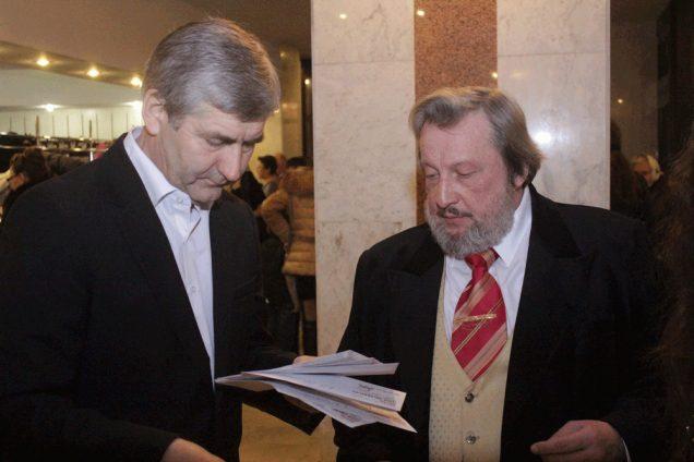 Михаил Рубцов, «Человека года-1992»