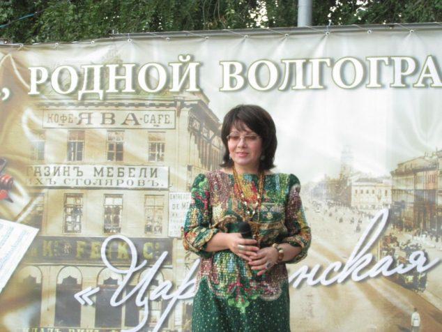 Заслуженная артистка России Татьяна Шереметева