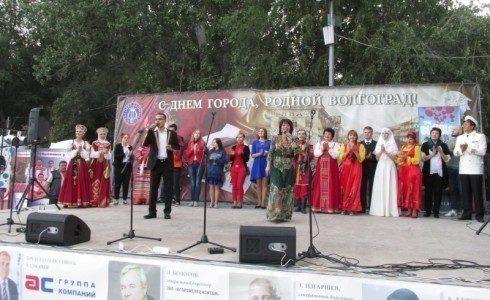 Номинантов «Музы-2015» волгоградцы встретили аплодисментами