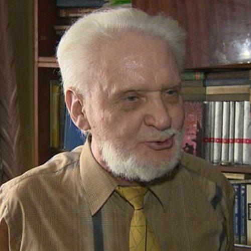 Юрий МИШАТКИН, старейший активно действующий волгоградский писатель, лауреат Всероссийской литературной премии «Сталинград»