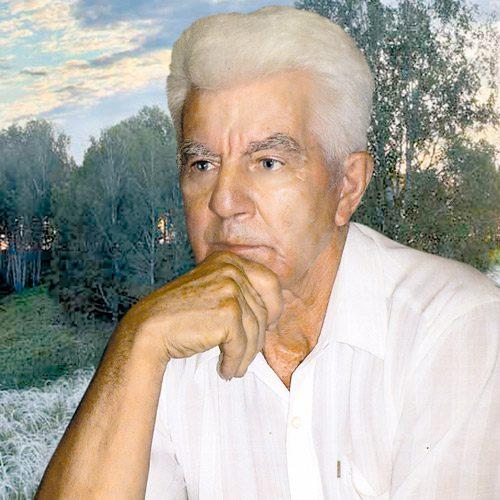 Алексей БАЙБАКОВ, народный писатель из Быковского района Волгоградской области