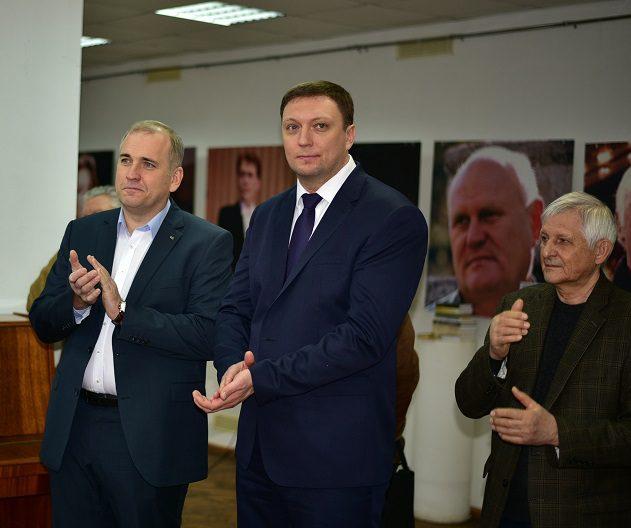 Андрей Сукачев и Николай Лукьяненко