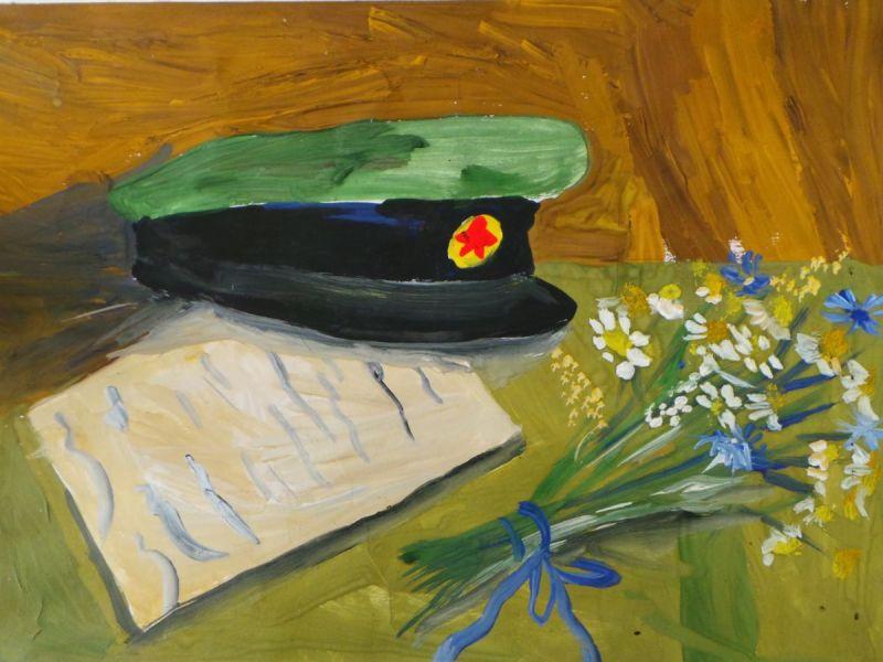 Рисунок День Победы