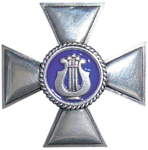Серебряный крест «Меценат»
