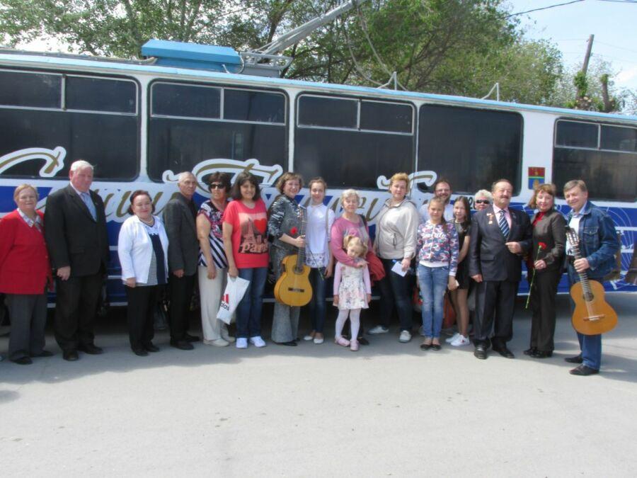 5-й сезон Синего троллейбуса открыт