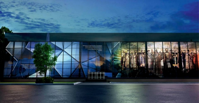 Интерактивный музей в пойме Царицы