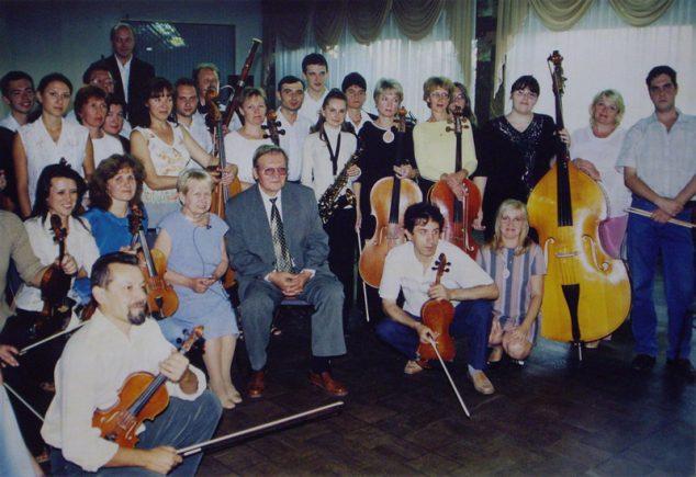 Александра Пахмутова и Волжский симфонический оркестр