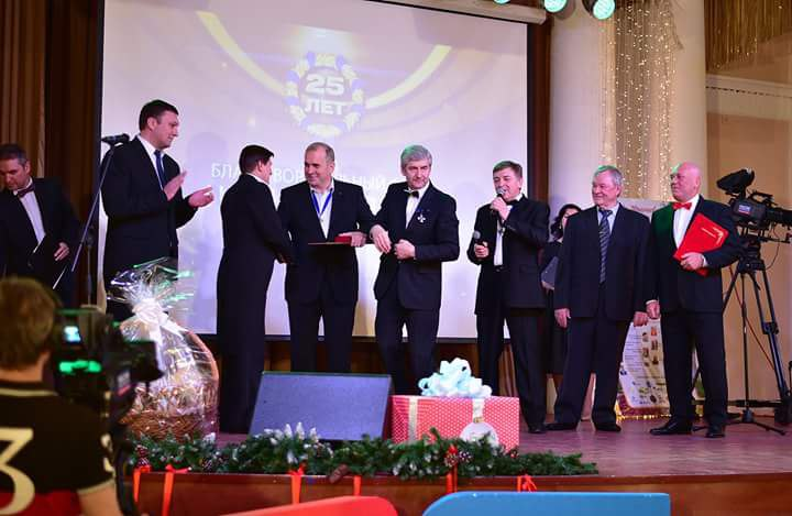 25-летие Волгоградского конкурса творческой интеллигенции «Царицынская муза»