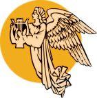 Эмблема Царицынской музы
