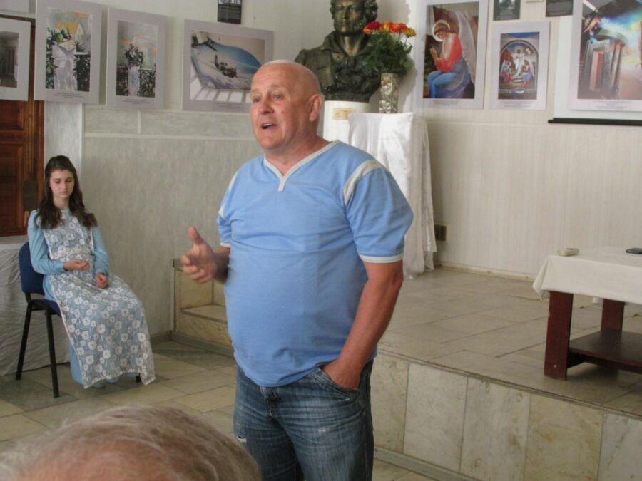 Борис Изгаршев