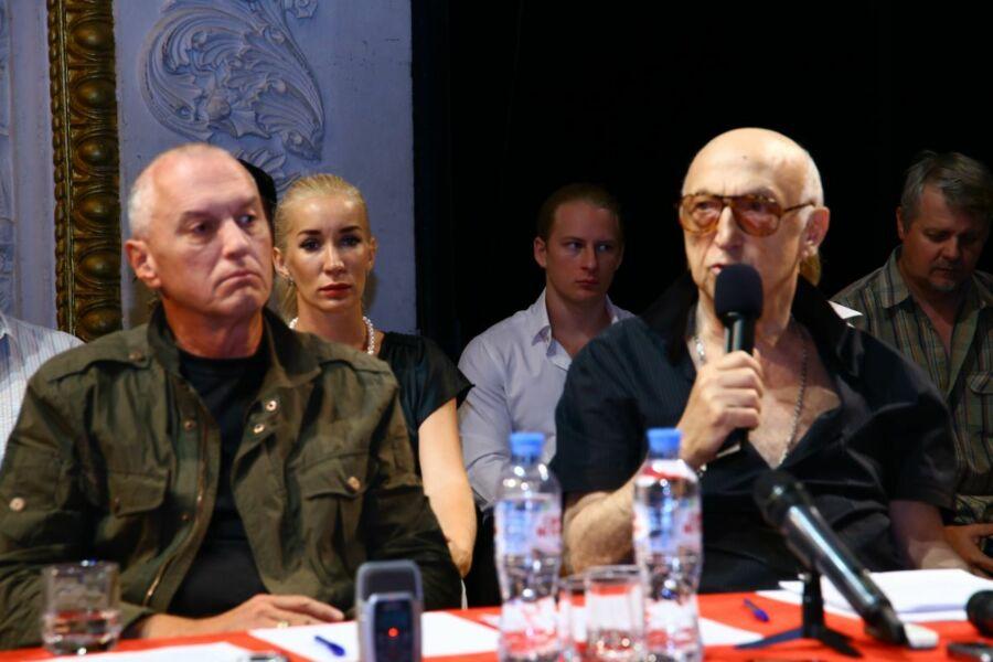 Театр НЭТ Отар Иванович Джангишерашвили