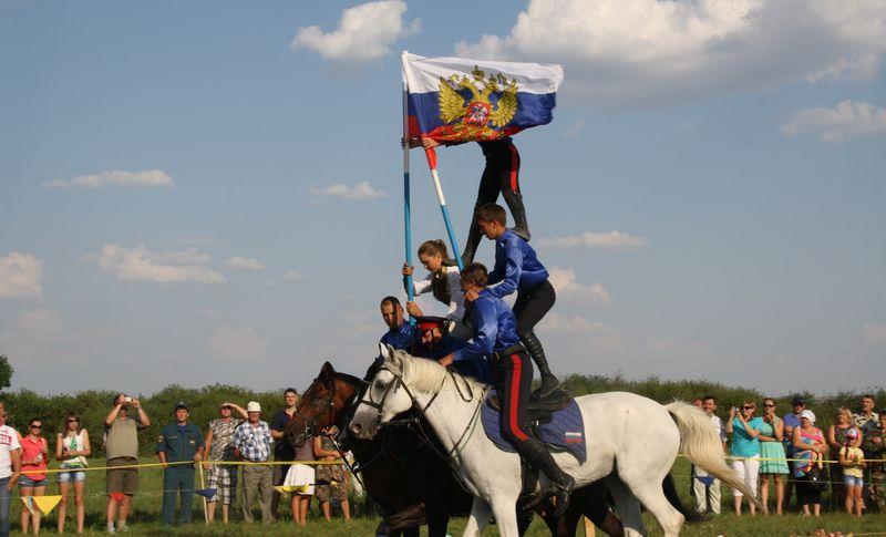 Фестиваль казачьей удали
