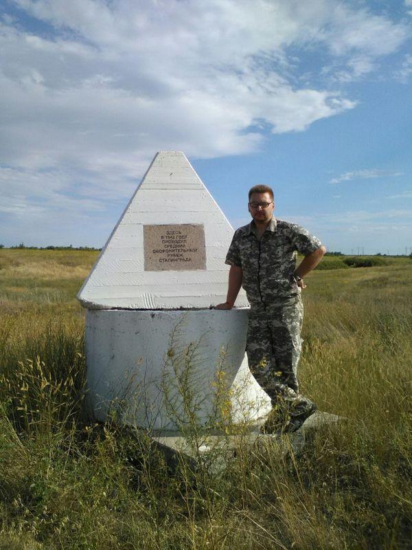 Интерактивная карта покажет автотуристам маршрут вдоль линии обороны Сталинграда
