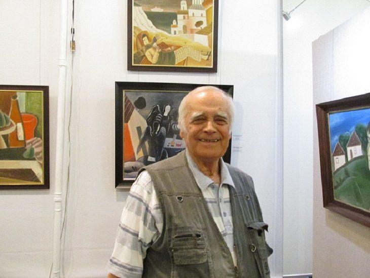 В Волгограде открылась выставка Петра Зверховского