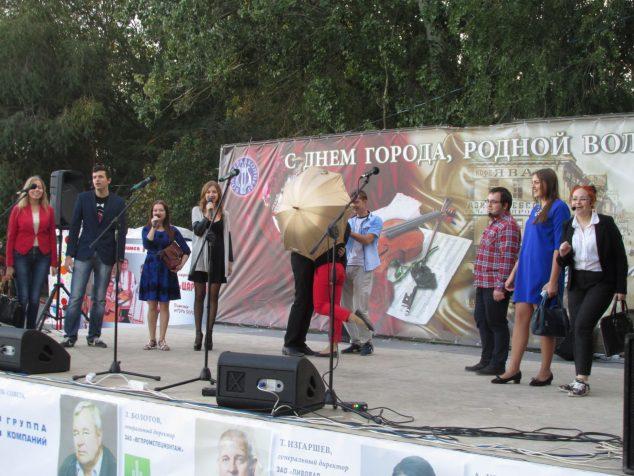 Студенческий театр «Горхоз» ВолГАСУВиктора Сеимова
