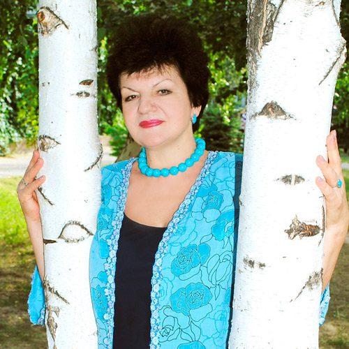 Раиса БЕРЁЗКО, певица, исполнительница русских народных и эстрадных песен