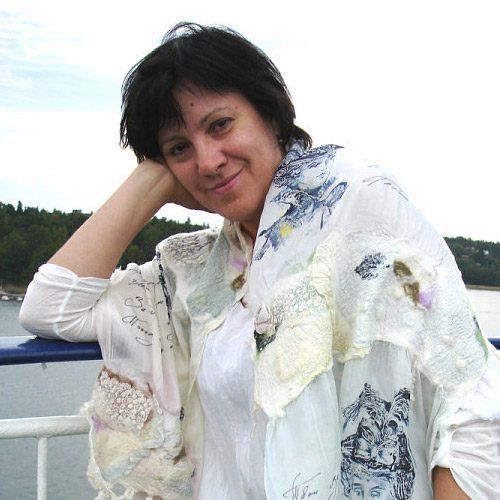 Людмила ТЕРЕХОВА, главный художник Волгоградского ТЮЗа