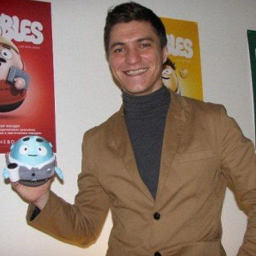 Михаил ЕРШОВ, автор и режиссер мультипликационного сериала «Пузыри»