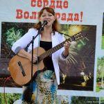 Атмосферный творческий вечер Жанны Поповой