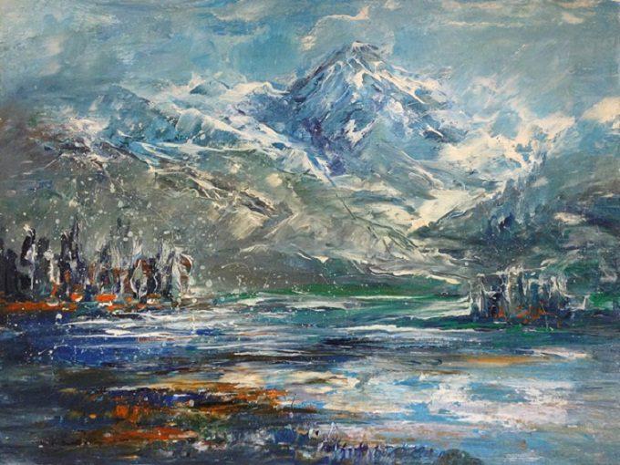 Краски мироздания Татьяны Федосеевой
