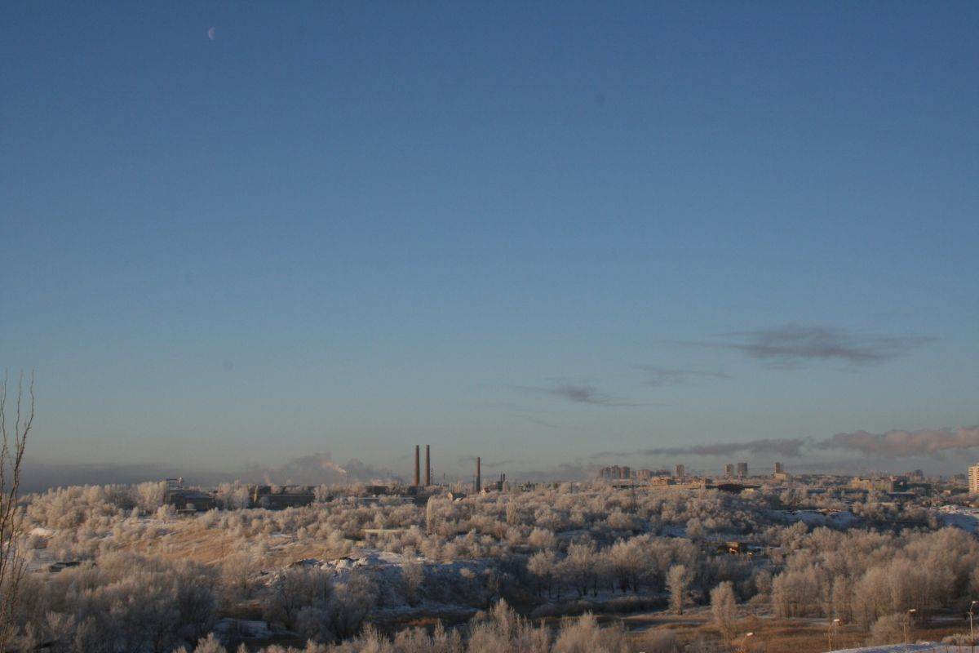 Кузнецова Лариса, 43 года, Волгоград. Вид из окна. Тракторозаводский район