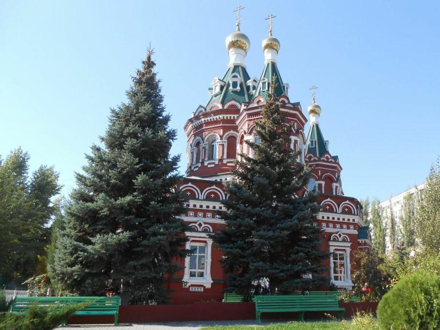 Кушнир Мария, 56 лет, Волгоград. Собор Казанской иконы Божьей Матери
