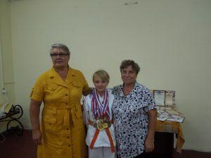 Пантелеева Вера, 59 лет, х. Попов Урюпинского района. Я талантлива