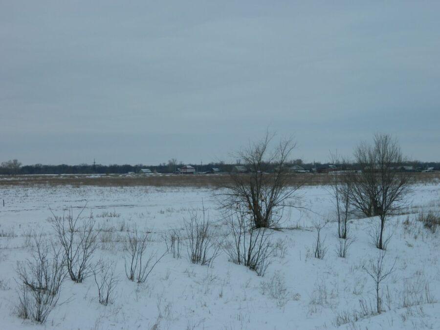 Беспалова Александра, 12 лет, Волгоград. Степь зимой. Зимний пейзаж около п. Красная Слобода