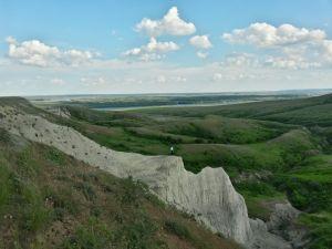 Крамышевская Надежда, 33 года, Калач-на-Дону. Меловые горы Дона