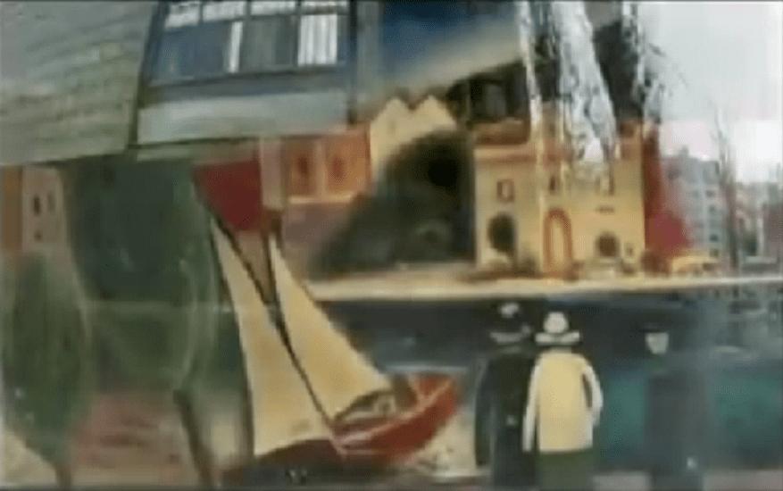 Документальный фильм о волгоградском художнике Петре Зверховском представлен на кинорынке в Берлине