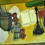 Выставка к 85-летию Глеба Вяткина