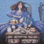 Выставка художников Осетии «Осетинский колорит»