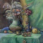 Выставка Галины Мещеряковой «Для тебя…»