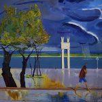 «Песня о Волге». Выставка Сергея Пелихова