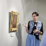 Интеллектуальная программа в пространстве  выставки «Эрмитаж. 255 лет»