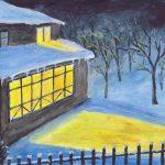 Выставка Василия Лобанова «Ваш сосед-художник»