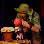«Приключения Чипполлино» в Волгоградском областном театре кукол