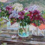 Выставка Галины  Насуленко «От весны до весны»