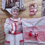 Приходите на мастер-класс клуба народной куклы «Крупеничка» в интернете