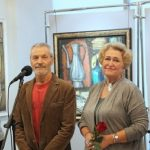 Творческая встреча с волгоградскими художниками  Ниной и Николаем Зотовыми