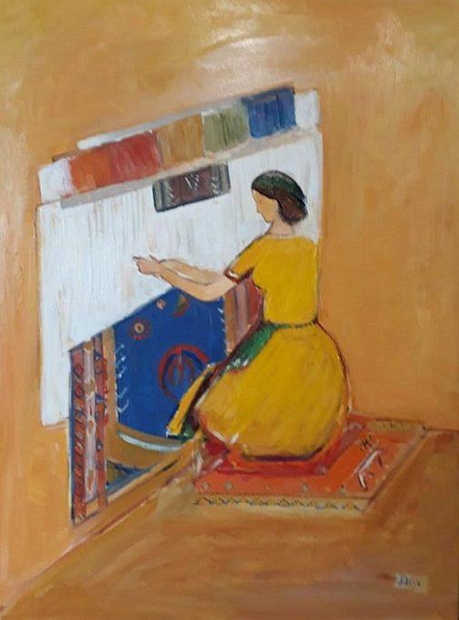 Выставка волгоградских художников «Смотрите, кто пришёл!» в Детской галерее