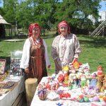 «Медовый Спас от Гильдии мастеров» на Царицынском подворье в ЦПКиО