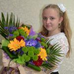 Рисунок профиля (Екатерина Мизина)