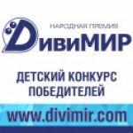 Рисунок профиля (ДивиМИР)