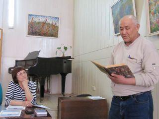 выступление Владимира Хамаева